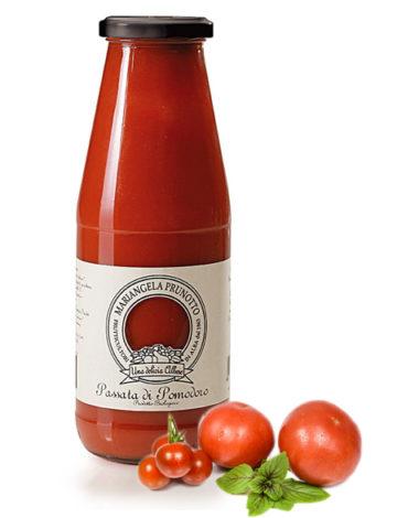 przecier pomidorowy bio z lemonii