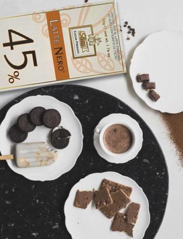 czekolada latte nero slitti lemonia