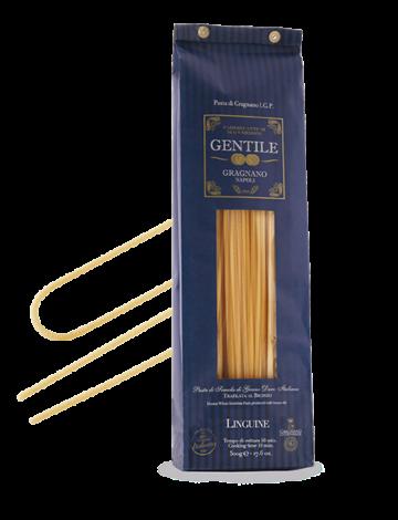 włoski makaron linguine