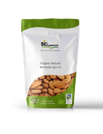 organiczne migdały bio biocomercio