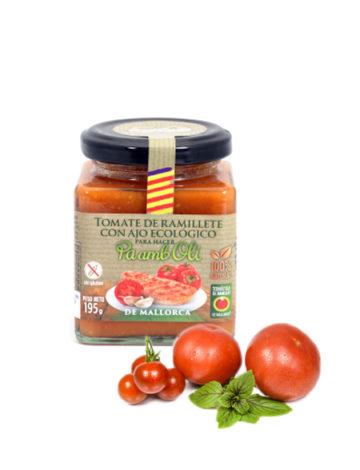 sos pomidorowy z czosnkiem lemonia