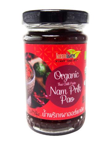 pasta thai chilli bio