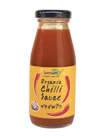 sos chilli organiczny lemonia
