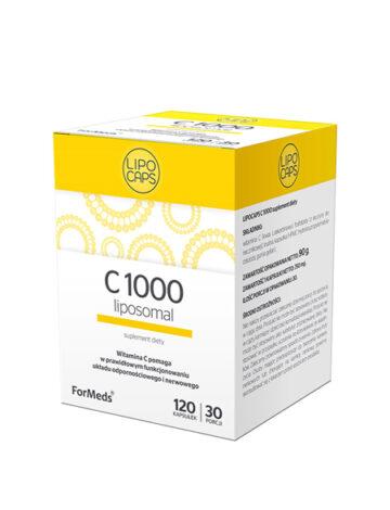 lipocaps 1000 tabletki