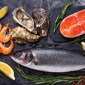 Ryby, trufle i przetwory